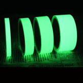 10M Length Multi-Purpose Luminous Tape Self-adhesive Glow In Dark Anti-Slip Safety Night Riding Accessories
