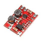 3pcs DC-DC 3V-15V to 5V Fixed Output Automatic Buck Boost Step Up Step Down Power Supply Module For
