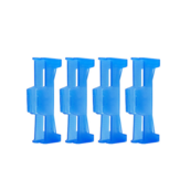 10PCS Servo Extension Line Buckle Steering Gear Cable Clip Clamp for RC Drone Aircraft Parts