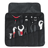 Reparatie Emergency Bag Tool Kit Fiets Inbussleutel Fietsband Band Patch Pomp 12st / 13st / 14st Set