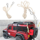 1PC Limb Hemp Corda Com Gancho para TRX-4 Landrover D110 Scale Crawler Rc Car Parts