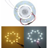 5730 SMD 8W LED Panel Circle Annular Ceiling Light Fixtures Board