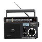 Retekess TR618 FM AM SW 3 Banda Rádio USB Cartão TF Alto-falante MP3 Player