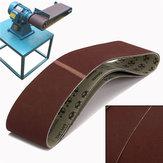 3pcs 915x100mm 240 grit bandes abrasives outils abrasifs
