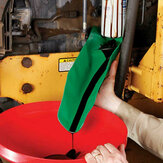 Flexible Drainage Tool Funnel Type Flexible Oil Draining Funnel Tool