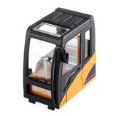 Wltoys 16800 1 / 16RCショベルスペアドライブキャブアセンブリ1433自動車モデル部品