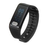 Waterdichte Smart Heart Rate Sleep Monitor Armband Watch Step Fitness Tracker