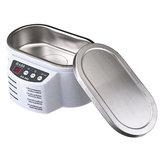 Mini machine ultrasonique de bain de décapant pour nettoyer le circuit imprimé de verres de bijoux