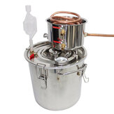 35L Alcohol Ethanol Distiller Home Brew Still Wines Making Pure Water Boiler Set