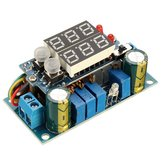MPPT Zonnepaneelcontroller 5A DC-DC Step Down CC / CV Oplaadmodule Display-LED