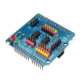 IO Port Sensor Expansion Board for UNO Leonardo Mega2560 OPEN-SMART for Arduino - products that work with official Arduino boards
