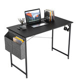 BlitzWolf® BW-CD2 Office Desk  43.3 Inch Modern and Simple Style with Storage Bag Iron Hook for Home Office