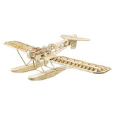 Dacing Wings Hobby New Light Wood Plane 1400MM Spanwijdte S26 Hansa-Brandenburg W.29 Water Kit / PNP