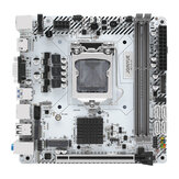 JGINYUE H97I-PLUS Motherboard LGA 1150 For i3 i5 i7 Xeon E3 Processor DDR3 16G 1333/1600MHZ Memory WIFI M.2 NVME Mini-ITX