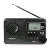 Retekess F9216A TR601 Digitalanzeige-Radio mit FM AM für Familiencamping im Freien