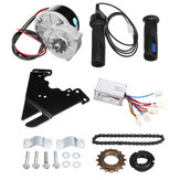 24V 250W Electric Bike Conversion Scooter Motor Controller Kit Fit For 20-28inch Ordinary Bike