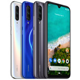 Xiaomi Mi A3 Global Version 6,088 tommers AMOLED 48MP Trippel bakkamera 4 GB 128 GB Snapdragon 665 Octa core 4G Smartphone