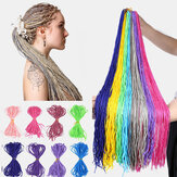 Halloween Crochet Box Tresses Cheveux Bundles Coloré Sale Tresses Queue De Cheval Extensions De Cheveux Synthétiques