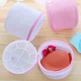 Honana LG-006 Lingerie durável de malha Travel Storage Laundry Bolsa Premium Mesh Bra Wash Bolsas