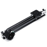 HANPOSE HPV2 Linear Guide Set Openbuilds V Linear Actuator Effective Travel 100-400mm Linear Module with 17HS3401S Stepper Motor