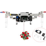 YX Air Thrower Dropping Transport Gift Delivery Device with Increase Landing Gear for DJI Mavic Mini Drone