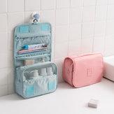 Pendaison Trousse de Toilette Voyage Organisateur Cosmétique Lavage Maquillage Sac Cas pour Femmes Hommes Trousse de Toilette Cosmétique Sac de Voyage Accessoires