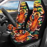 Protetores de capas de assento de carro universal lavável conjunto frontal traseiro