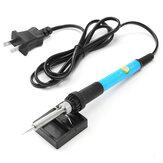 110V/220V60Wsoldade solda de temperatura ajustável Solda Kit de ferramentas de ferro EU / USPlug