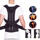 Fiber Strip Correction Back Kyphosis Correction Belt For Men And Women