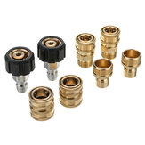 High Pressure Washer Quick Adapters Metric M22-14 Female To 3/8