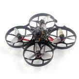 URUAV UZ85 85mm 2S DIY Whoop FPV Racing Drone PNP / BNF Caddx ANT Lite Cam AIO 4IN1 CrazybeeX FC 1102 10000KV Il motoree 5A ESC