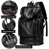 Men Leisure Travel Multifunktionaler Multifunktionsrucksack