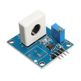 DC 5V WCS1800 Hall Current Detection Sensor Module 35A Precise With Overcurrent Protection