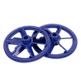 1 Pair Tail Drive Gear for Align T-REX 450 Pro/ALZRC Devil 450 Pro