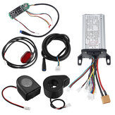 42V 350W 15A XT60 Motor Controller+Dashboard+Front/Rear Light For Scooter Electric Bicycle E-bike