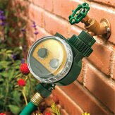 KC-JK666 Garden Automatic Watering Timer Ball Valve Rainfall Monitoring Induction Timer