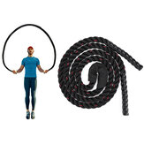 25mm Dia. Fitness Heavy Jump Rope 300CM Weighted Battle Skipping Ropes Power Improve Muscle Strength Training Rope