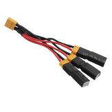 3 в 1 DIY Резисторный разрядник для утилизации отходов Батарея
