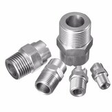 304 Stainless Steel Water Spray Nozzle Atomizer Nozzle Sprinkler 1/8 1/4 3/8 1/2 3/4 Misting Nozzle