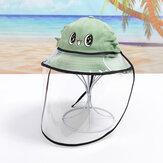 Kinder / kleine Kinder (1-4 Jahre) Baumwolle Hut Kinderschutz Hut Baby Sonnenschutz Sonne Hut