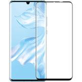 NILLKIN3DDS+MAXProtector de pantalla de cristal templado de tapa completa anti-explosión de pegamento completo para HuaweiP30Pro