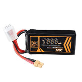 ZOP Power 11.1V 1000mAh 120C 3S Lipo Батарея XT30 Разъем для RC Racing Дрон