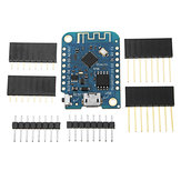 5pcs Geekcreit D1 Mini V3.0.0 WIFI Internet Of Things Development Board Based ESP8266 4MB MicroPython Nodemcu