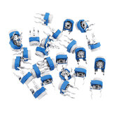 20pcs RM065 10K Ohm Trimpot Trimmer Potenciómetro Resistencia Variable