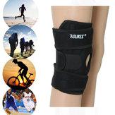 AOLIKES Regulowane sportowe Trening Elastyczne Wsparcie kolan Brace Knee Pad Safety Guard Strap