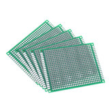 5pcs 6x8cm 6*8 Double Side Prototype PCB DIY Universal Printed Circuit Board