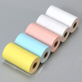 5 Rolls 57x30mm Thermal Printer Papers for Paperang PeriPage Thermal Printer