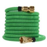 20/50/75 / 100FT tuyau d'eau de jardin extensible tuyau flexible de tube durable de lavage de voiture