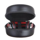 Universal Earphone Bag EVA Headphone Headset Hard Storage Bag Portable Protective Cover Case
