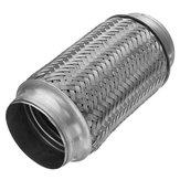 Tubo de acoplamento pesado de aço inoxidável de aço inoxidável de 3x8 polegadas de escape Tubo de acoplamento pesado